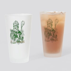Saint Patrick Drinking Glass