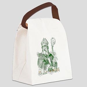 Saint Patrick Canvas Lunch Bag