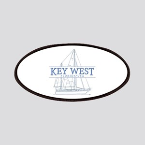 Key West Sailboat Patch