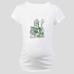 Saint Patrick Maternity T-Shirt