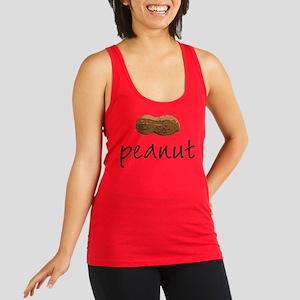 Peanut Racerback Tank Top