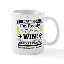 Osteosarcoma Warrior Mug