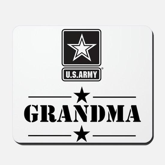 U.S. Army Grandma Mousepad