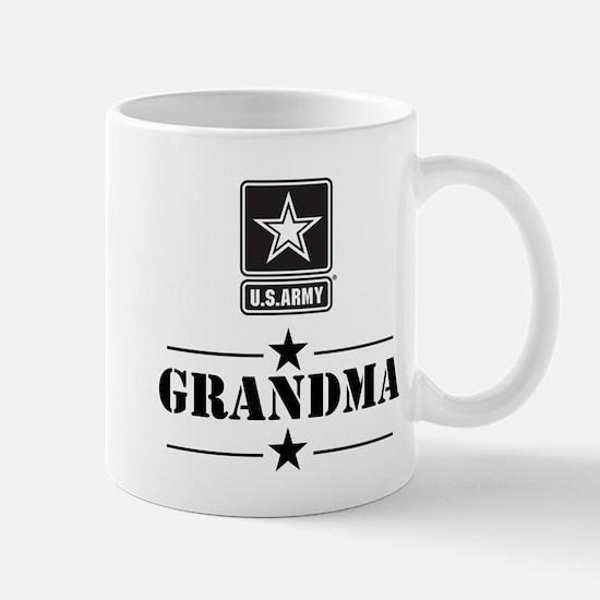 U.S. Army Grandma Mugs