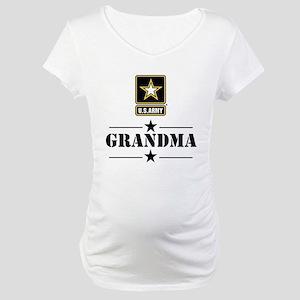 U.S. Army Grandma Maternity T-Shirt