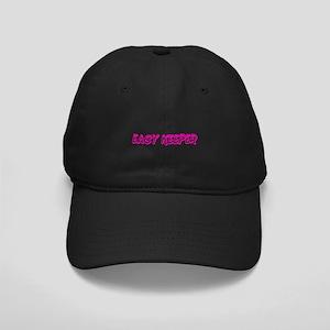 The Funny Horse Black Cap