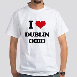 I love Dublin Ohio T-Shirt