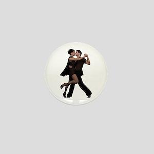 Dancers ~ Argentine Tango 2 Mini Button