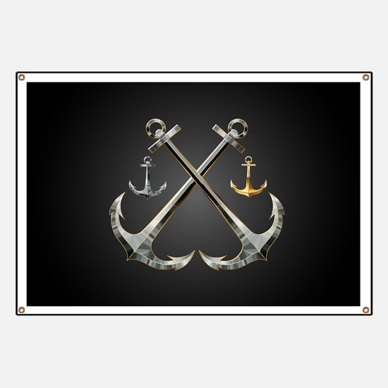 Shiny Anchors Banner