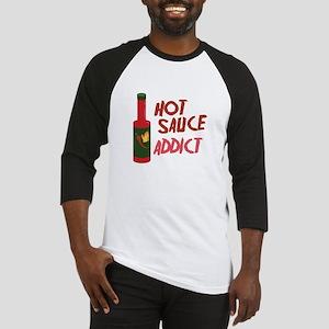 Hot Sauce Addict Baseball Jersey
