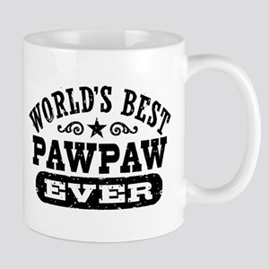 World's Best PawPaw Ever Mug