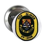"USS GLOVER 2.25"" Button"