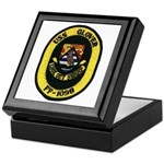 USS GLOVER Keepsake Box