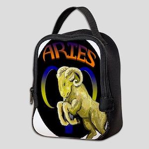 Aries Neoprene Lunch Bag
