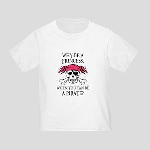 Pink Pirate Women's Cap Sleeve T-Shirt