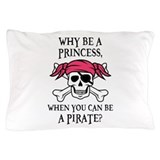 Pirate girl Pillow Cases