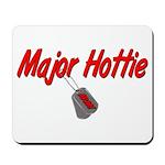 Army Major Hottie Mousepad