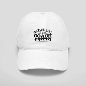 World s Best Coach   Dad Cap c5c0da9f771