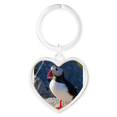 Atlantic Puffin Standing Keychains