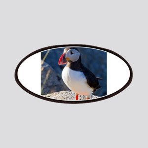Atlantic Puffin Standing Patch
