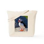 Atlantic Puffin Standing Tote Bag