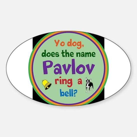 Pavlov Decal