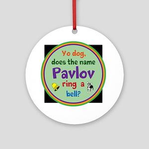 Pavlov Ornament (Round)