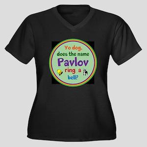 Pavlov Plus Size T-Shirt