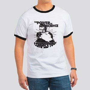 The Power Science Compels You! - Gray T-Shirt