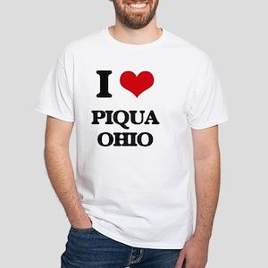 I love Piqua Ohio T-Shirt