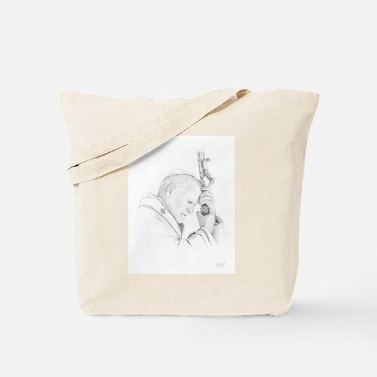 Tote Bag -John Paul II - The Polish Pope
