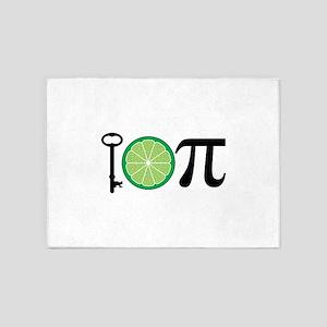 Key Lime Pi 5'x7'Area Rug