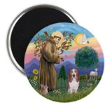 Stfrancis-Basset#3 Magnet Magnets