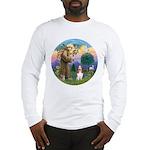 StFrancis-Basset#3 Long Sleeve T-Shirt