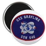 USS GRAYLING Magnet