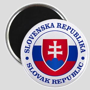Slovakia (rd) Magnets
