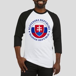 Slovakia (rd) Baseball Jersey