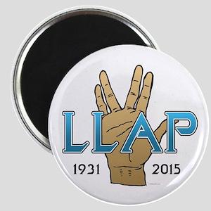 LLAP Spock Magnet