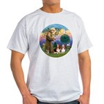 StFrancis-2Bassets Light T-Shirt