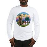 StFrancis-2Bassets Long Sleeve T-Shirt