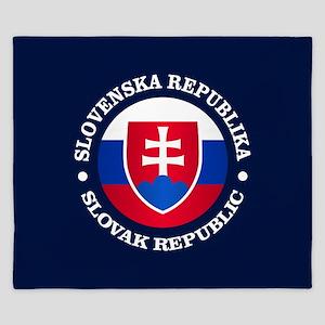 Slovakia (rd) King Duvet