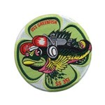 USS GREENFISH Button