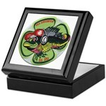 USS GREENFISH Keepsake Box