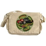 USS GREENFISH Messenger Bag