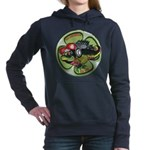 USS GREENFISH Women's Hooded Sweatshirt
