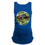 USS GREENFISH Maternity Tank Top