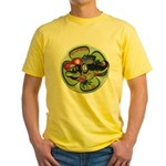 USS GREENFISH Yellow T-Shirt