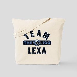 The 100 Team Lexa Tote Bag
