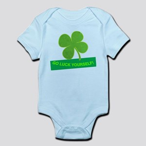 Go Luck Yourself Body Suit