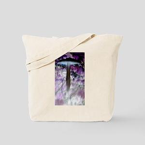 Glowing Mushroom Shroom Tote Bag